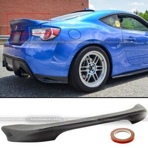 Adapte-13-19-FR-S-Frs-GT86-Subaru-Brz-Tr-D-Style-non-Peinte-Coffre-Arriere-Aile