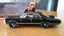 1:64 Diecast 1967 Black Chevrolet Impala From Supernatural Mint in Original Box