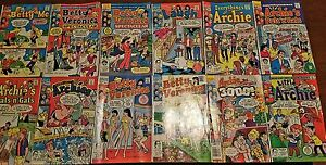 vintage-comic-book-lot