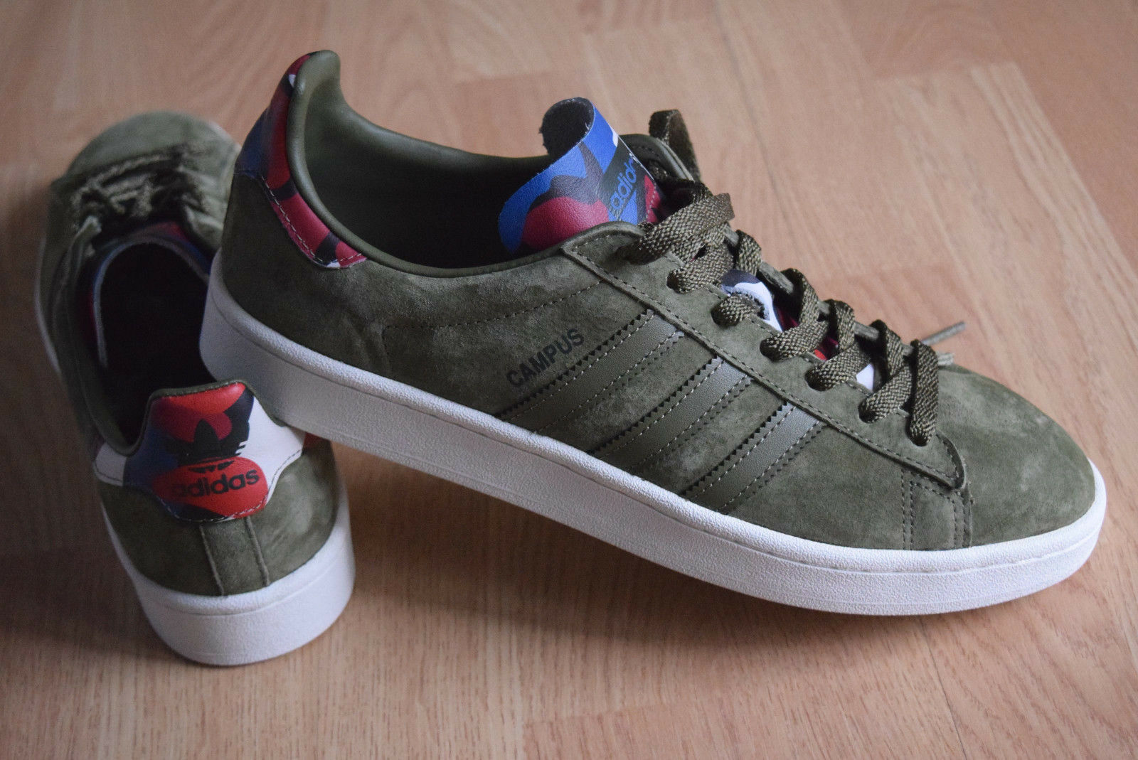 Adidas CAMPUS 40,5 41 42 44 44,5 45 bb0077 Country Samba ESPECIAL HAMBURGO