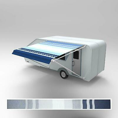 RV Camper Trailer Awning Vinyl Fabric Replacement Sun ...