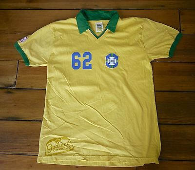 Brazil Brasil National Soccer Team Little Canary Futbol Long Sleeve Thermal