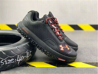 buy online 0cb61 5a3d6 Men Under Armour Fat Tire Low 2 Training Walking Shoes running sport shoes  | eBay