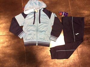 Bambino Racing Suit Fitness Blu Fashion Junior Tuta Joma Gym FW16 t7HpnqWx