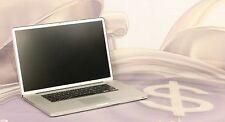 "Apple MacBook Pro A1297 17""  MC725LL/A i7 2.3GHz, 4GB No HD Early 2011 #SDRJH"