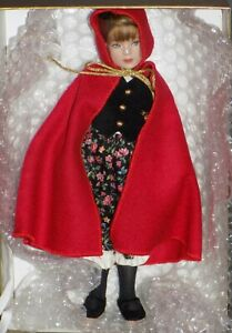 ROBERT-TONNER-LITTLE-RED-RIDING-HOOD-8-034-DOLL-LIMITED-EDITION-OF-500-NMIB