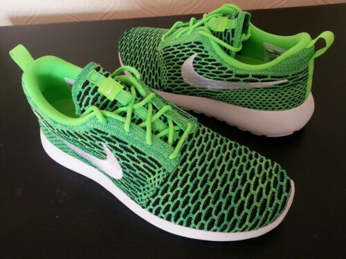 style taille vie chaussure basse Uk 5 Flyknit Roshe de nouvelle Unesex Toute One Nike 6 qHtAx