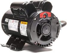 Ingersoll Rand 47669474001 Oem 5hp Motor 208 230 Volt Single Phase 60hz