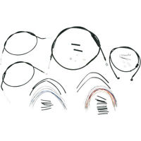 Burly 12 Ape Hanger Cable & Wiring Kit For 2004-2006 Harley Sportster on Sale