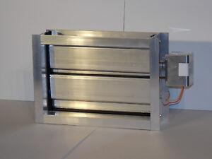 Details about HVAC Aluminum Motorized Damper (10