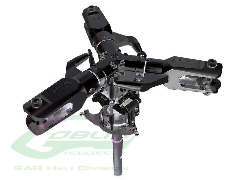 Nuevo de Precisión HPS3 sistema NEGRO MATTE edición Design-H0430BM-K