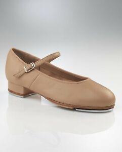 New-Capezio-Showtime-Tapper-Tap-Shoes-Colour-Caramel-size-9m-3802
