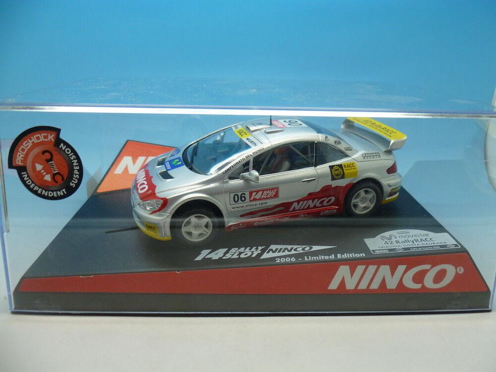 Ninco 50410 Peugeot 307 Costa Daurada 06, mint unused