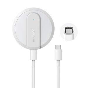 Cargador Inalámbrico Ultrarápido Magsafe iPhone 12 / Pro / Max...