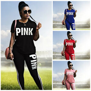 Lounge Sets for Women 2 Piece Outfit Sports Tracksuit Plus Size Lightweight T Shirt Tops Shorts Jogger Set