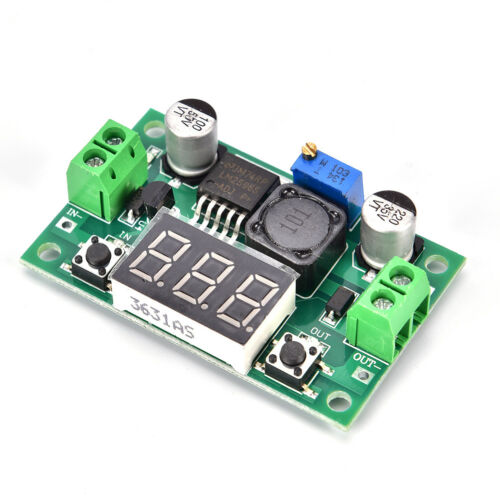 1 PCS LM2596 DC-DC adjustable step-down Power Supply Converter mo/_vi
