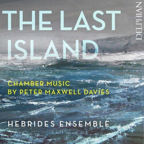 Peter Maxwell Davies: The Last Island [New CD] UK - Import
