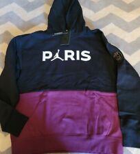 Air Jordan Psg Paris Saint Germain Hoodie Pullover Fleece Sweater Neymar 2xl For Sale Online Ebay
