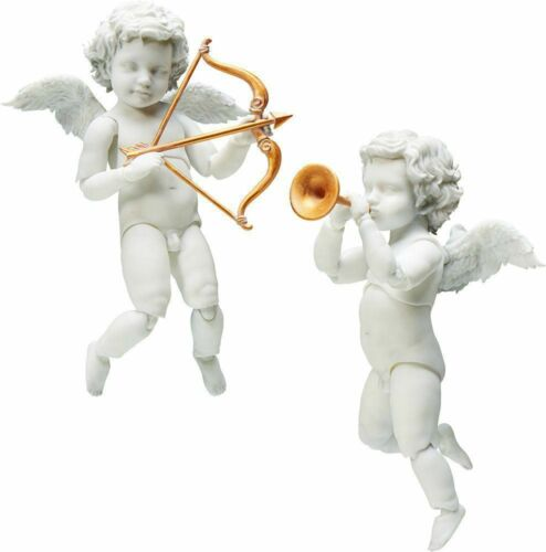 figma SP-076 The Table Museum ANGEL STATUES Action Figure Max Factory NEW Japan