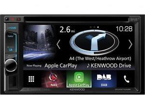 KENWOOD-DNX317DABS-6-2-Navigation-AV-Receiver-with-Bluetooth-DAB-Radio-amp-Smart