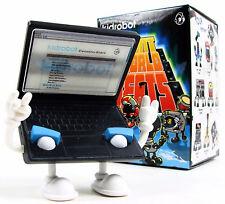 "Kidrobot x MAD Bent World Beats LAPTOP 1/40 CHASE 3"" Vinyl Figure BentWorld"