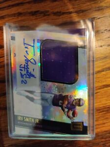Irv-Smith-Jr-2019-Unparalleled-Stars-Patch-Rc-Auto-Sp-ed-88-150