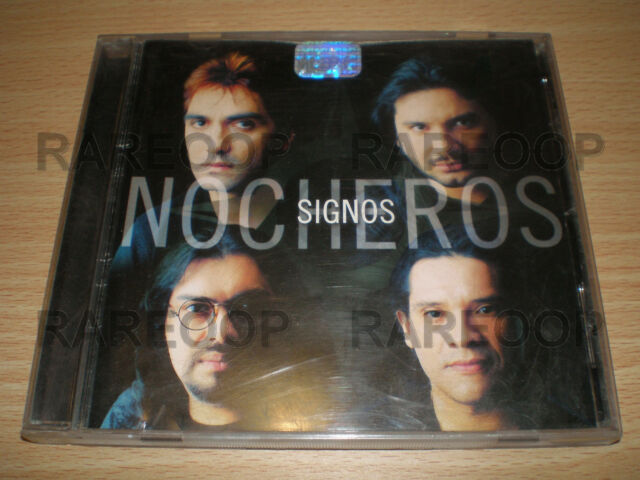 Signos by Los Nocheros (CD, 1998, EMI-Odeon) MADE IN ARGENTINA
