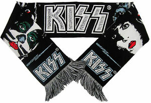 KISS-Dynasty-WOVEN-SCARF-SCHAL-OFFICIAL-MERCHANDISE