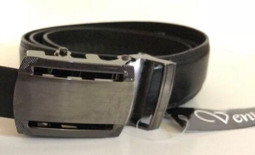 Cintura Uomo Jeans Cintura in Pelle Cintura Automatico Cintura 5 fibbie 6 lunghezze Top