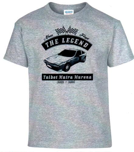talbot Murena oldtimer Matra T youngtimer shirt vR5Afwnqa