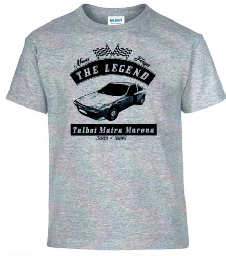 oldtimer Matra T youngtimer talbot Murena shirt wXX7qP