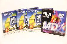 MiniDisc 1 x 74min Sony