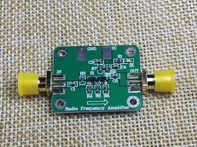 433MHz RF Broadband Amplifier Ham Radio Module 22dB High Gain Low Noise LNA Amplifier Module Board