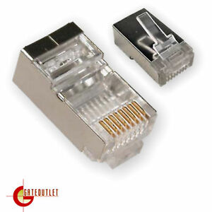 Stp cable connection