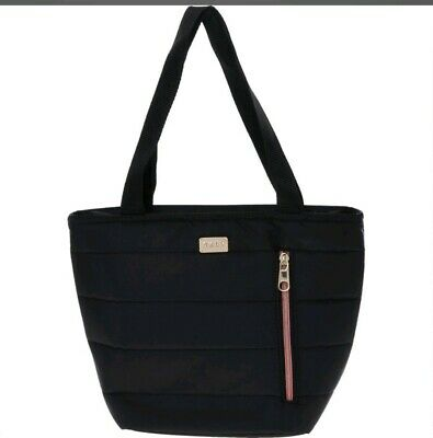 black lunch bag womens