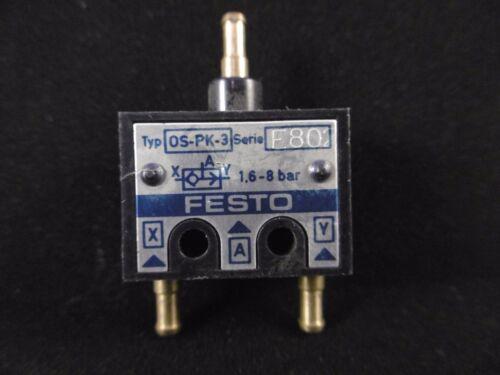 os-pk-3 logique élément NEUF 1 x Festo ou-membres 6684