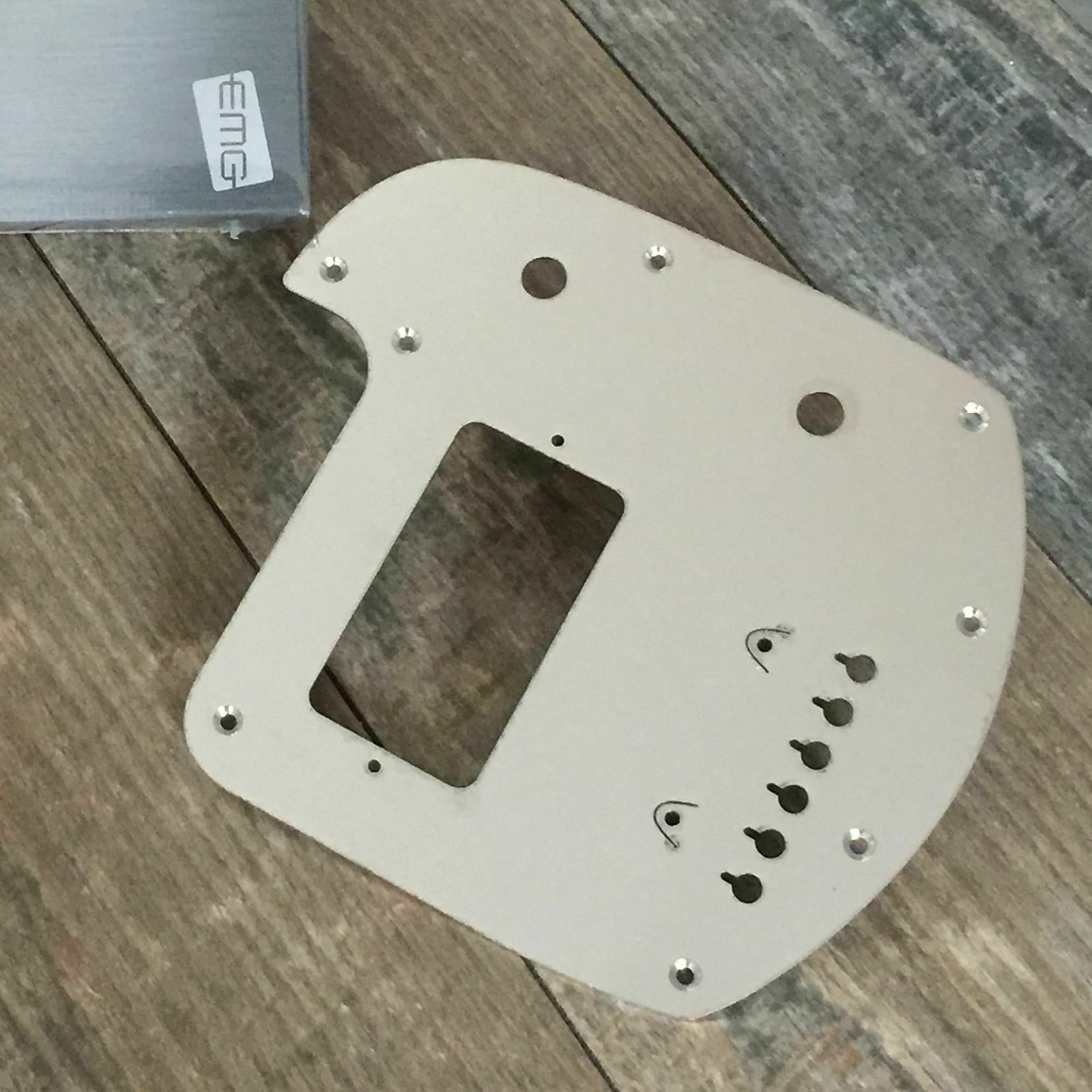 Brand New Jedson Conversion Plate for David Gilmour P-Floyd Jedson Lapsteel