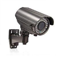 Caméra surveillance AHD 2Megapixels zoom 4x, Vue de nuit IR 40m, étanche IP66