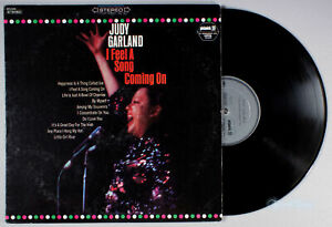 Judy-Garland-I-Feel-a-Song-Coming-On-1967-Vinyl-LP-PLAY-GRADED
