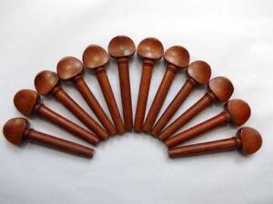 Oud-Pegs-Tamrind-wood-Swiss-Models-A-quality-55-9-7-mm-12-pcs-Lot-best-quality