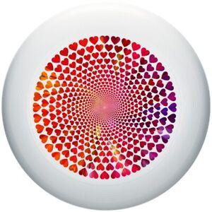 NG Ultimate Frisbee Eurodisc 175g Organic Hearts Profi Wurfscheibe BIOKunststoff