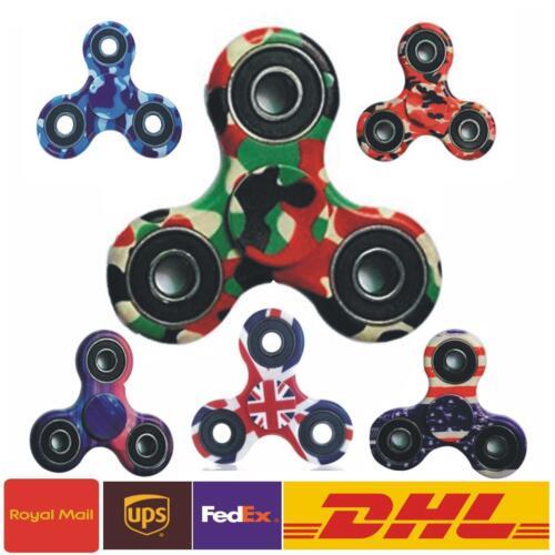Wholesale Joblot Fidget Finger Spinner Hand Focus Spin EDC Bearing Stress Toys