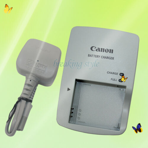 GENUINE CANON Charger,CB-2LYe NB-6Lh PowerShot SX500 is SX700 HS IXUS 310 300 HS