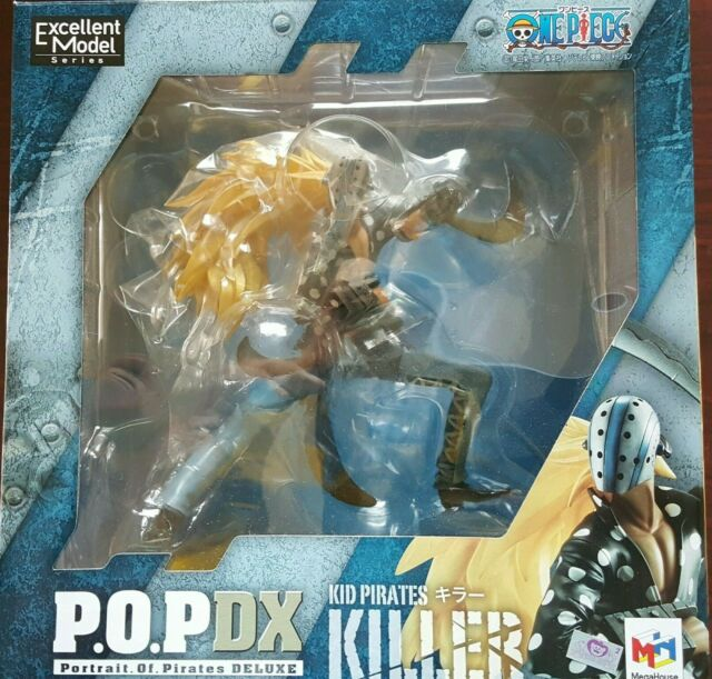 FROM JAPAN Excellent Model P.O.P NEO-DX One Piece Series Kizaru Borsalino F...