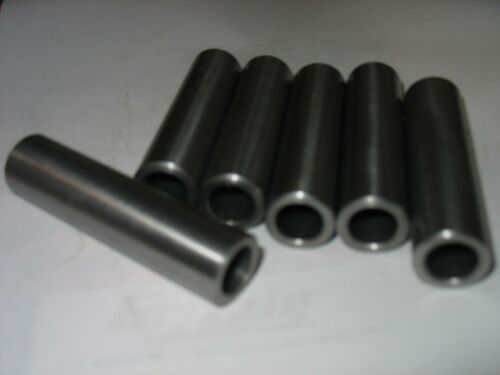 "Steel Bushings //Spacer//Sleeve 7//8/"" OD X 5//8/""  ID  X 1/"" Long 1 pc CRS"