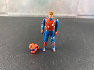 Vintage-Kenner-Toy-1980-039-s-Action-Figure-Dusty-Hayes-Raven-Helmet
