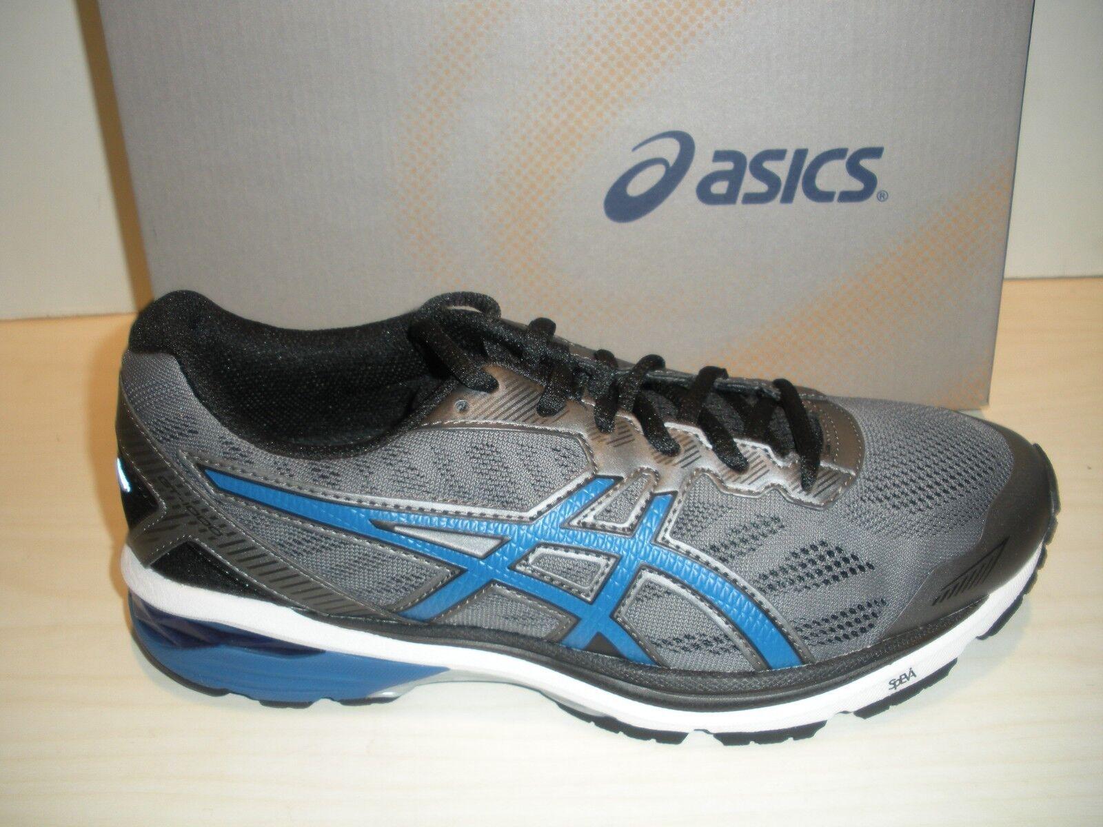 ASICS MENS GT-1000 5 RUNNING-Turnschuhe- schuhe -T6A3N-9745- CARBON  IMPERIAL- SZ 8