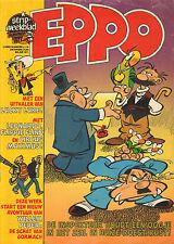 STRIPWEEKBLAD EPPO 1977 nr. 36 - LUCKY LUKE (POSTER)/VARIOUS COMICS