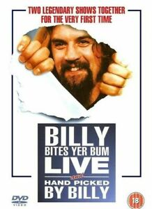 BILLY-CONNOLLY-billy-Bites-Yer-Bum-and-Hand-Picked-by-billy-DVD