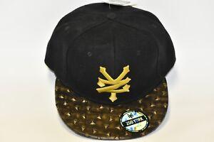 ZOO YORK Snapback Hat Baseball One Size Skater Hat Flat Bill New ... 08d31c79b30